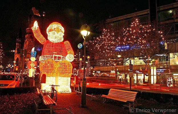 Weihnachtsbilder Mit Licht.Licht An Am Kurfürstendamm Weihnachten In Berlin