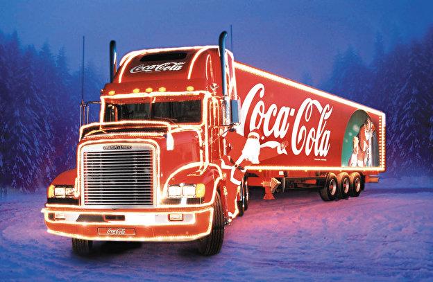 Coca Cola Weihnachtstrucks Starten Voraussichtlich Ende November