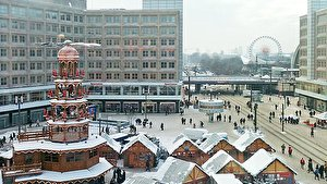 Schlittschuhlaufen Berlin Weihnachtsmarkt.Weihnachtsmärkte Mit Eisbahn Weihnachten In Berlin