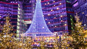 My Xmas Moment im Sony Center