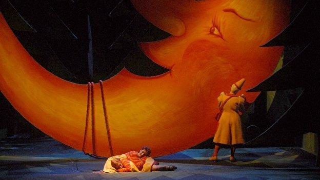 Hänsel und Gretel an der Deutschen Oper Berlin