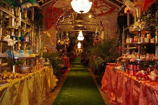 Weihnachtsmarkt Der Königlichen Gartenakademie In Dahlem