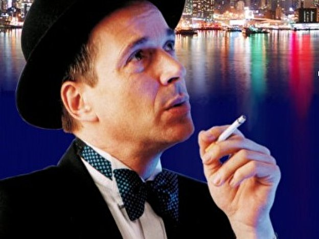 Frank Sinatra Weihnachtslieder.I Did It My Way Frank Sinatra Show Weihnachten In Berlin