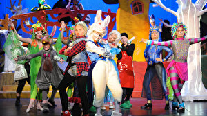 Alice im Wunderland - Kindermusical