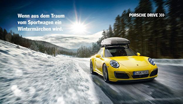 Porsche Gewinnen