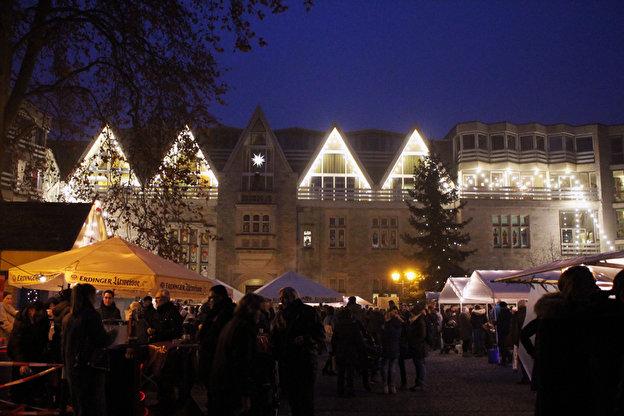 Weihnachtsmarkt Schloss Charlottenburg.Weihnachtsmarkt Im St Michaels Heim Grunewald Weihnachten In Berlin
