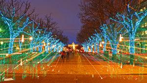 Weihnachtsbeleuchtung Berlin.Chanukka Lichterzünden Am Brandenburger Tor Weihnachten In Berlin